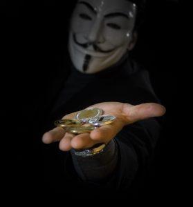 Kryptowährung in der Krise